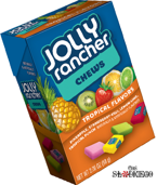 Jolly Rancher Tropical Chews