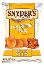 Snyder's Hot Buffalo Wing Potato Chips