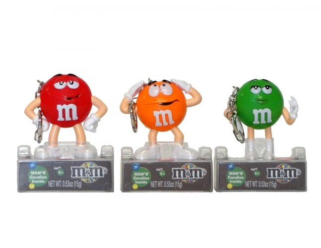 M M 39 S Keychain Flashlight Candy