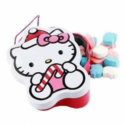 Hello Kitty Candy Tins