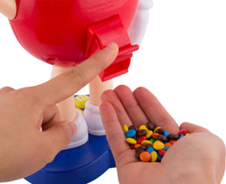 "M&M 12"" DISPENSER"