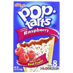 Pop Tarts - Frosted Raspberry