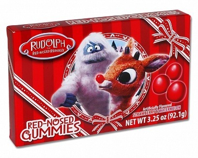 Rudolph Red Nosed Gummies